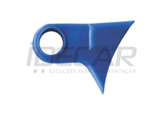 PUNHO PARA CARRINHO SUPERMERCADO - PNH01